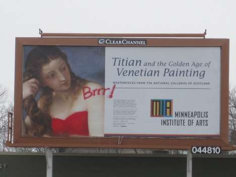 Minneapolis Institute of Arts Ad