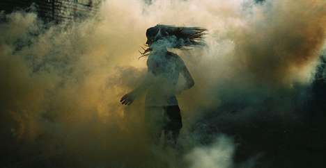Smoked Emotography - Chris Michael Little's Photography Falls Deep into Feeling