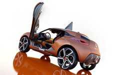 Pinwheel Concept Cars