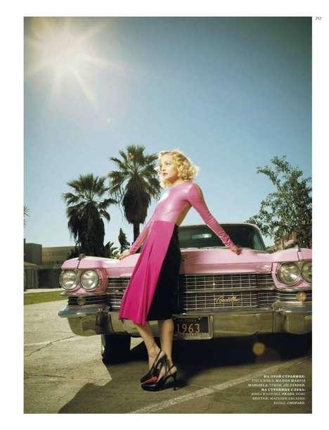 Nicole Richie Harper's Bazaar