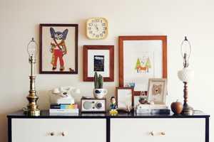 Dabito's Thrifty Boredom Vignettes Give Decor Diversity
