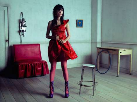 Vivid Solitary Spreads - Short Story by Jacques Olivar Infuses Abandonment with Bright Color