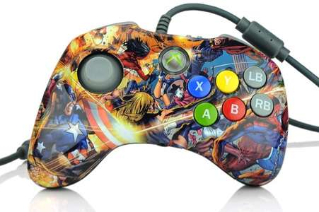 Marvel Edition Versus Fighting Pad