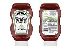 Plant-Based Packaging - Heinz to Adopt Coke PlantBottles to Cut Its Carbon Footprint
