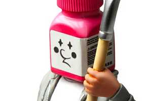 Mr. Bottle Head by Jun Watanabe is a Build-it-Yourself Product