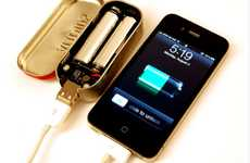 Mint Tin Emergency Chargers - The Minty Boost Battery Pack is a Breath of Fresh Air