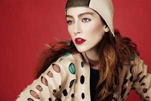 The Vibrant Alana Zimmer Harper's Bazaar Australia March 2011 Editorial