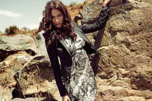 The Kookai Autumn/Winter 2011 Campaign Sports Bold Fashion Statements