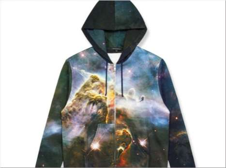cosmic hoodies