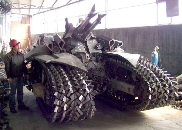 Megatron Tank 2