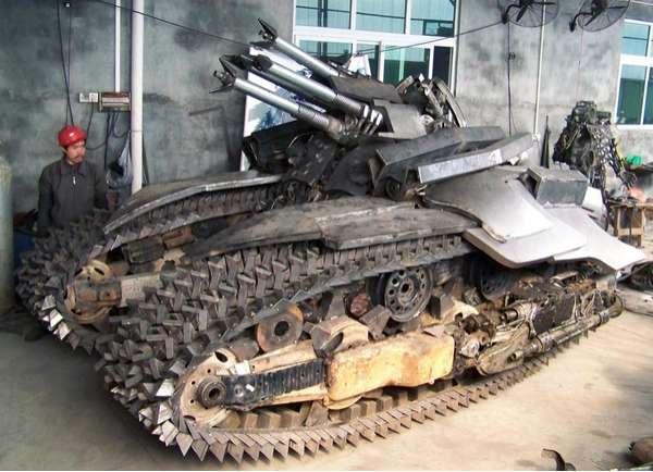 Megatron Tank 4