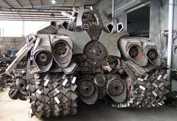 Megatron Tank 5