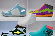 Customizable Shoe Toys