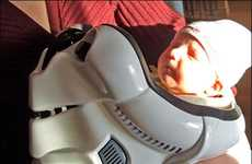 The Geeky Stormtroopers Baby Carrier for Your Little Droid