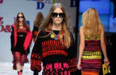 Tribal Typographical Fashion
