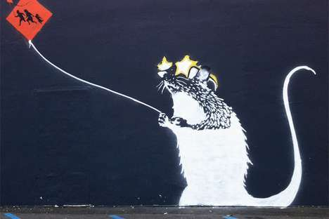 Banksy in Oceanside California