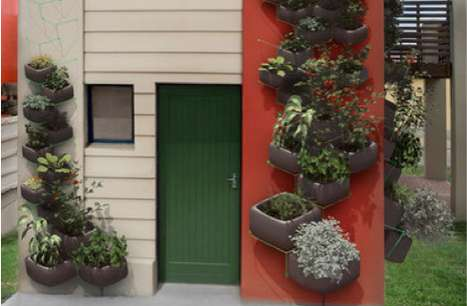 Wallflower Vertical Garden