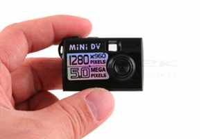 The Agency Spy Digital Camera Will Get That Sneaky Snapshot
