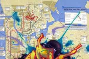 'Map Quest' From Dirty Pilot Redesigns NYC Subway Maps