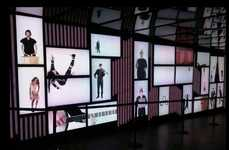 Interactive TV Art