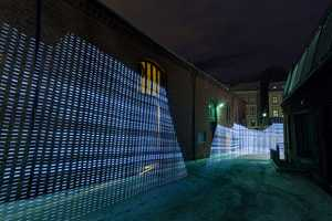 Light Painting WiFi Takes Turns Internet Ports Around the City Into Art