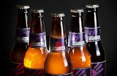 "Sexually Oriented Brews - Purple Hand Beer and Salamandra by Minerva are the First ""Queer Beers"""