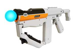Sony Releases the New Sharpshooter Assault Rifle Along With Killzone 3