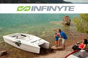 The Infinyte I4 is an Eco-Friendly Water Toy With a 10-Hour Battery Life