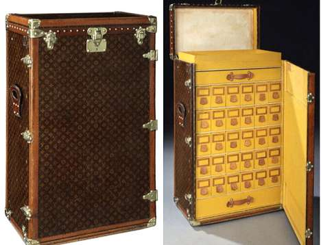 Louis Vuitton $70,000 Trunk