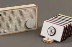 Portable Web Radios