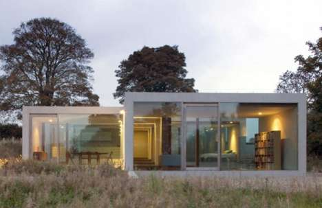 Bohermore House by Boyd Cody Architects