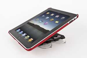 iPad Freedom Mount by MountMe is One Sticky Stand