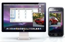 Smartphone Second Monitors - Android iDisplay Extends Your Computer Screen with Your Cellphone
