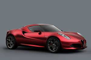The Alfa Romeo 4C Concept Will Leave You in the Dust
