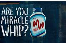 Mayonnaise Battles - The New Miracle Whip Commercial Asks You to Choose Sides