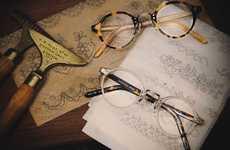 Art Deco Designer Eyewear