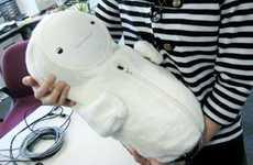 Dementia Aid Robots - Masayoshi Kano's Babyloid Resembles a Real Human Baby
