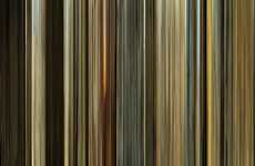 The Movie Bar Code Converts Full-Length Films into Bar Code Images