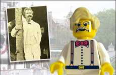 Famous LEGO Lookalikes (UPDATE) - Fine Clonier's LEGO Contest Yields Hilariously Uncanny Images