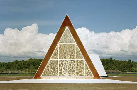 Ecumenical Chapel by AOA Architects