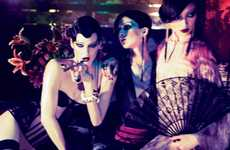 Hazy Harem Beautorials - China Girls by Mert & Marcus Tells a Tempting Tale