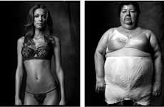 Contrasts of Life by Mark Laita Shows Real People as They Are