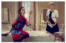 John Lewis' Spring Campaign by Adam & Eve is Full of Character