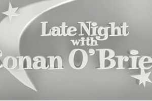 Conan O'Brien Kinetic Typography Features His Last Show's Speech