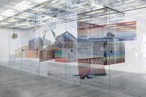 Haegue Yang Creates Sensual Experiences Through Her Architectural Art