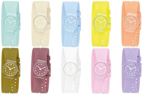 Swatch Lady watch collection