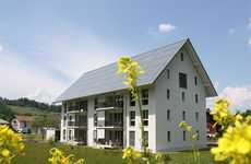 Solar Thermal Roofs