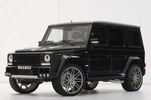 The Brabus 800 Widestar is a Powerhouse in Both Speed and Luxury