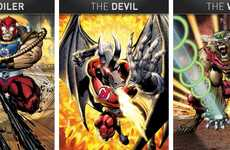 NHL Superheroes