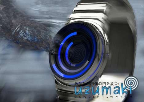 Uzumaki watch